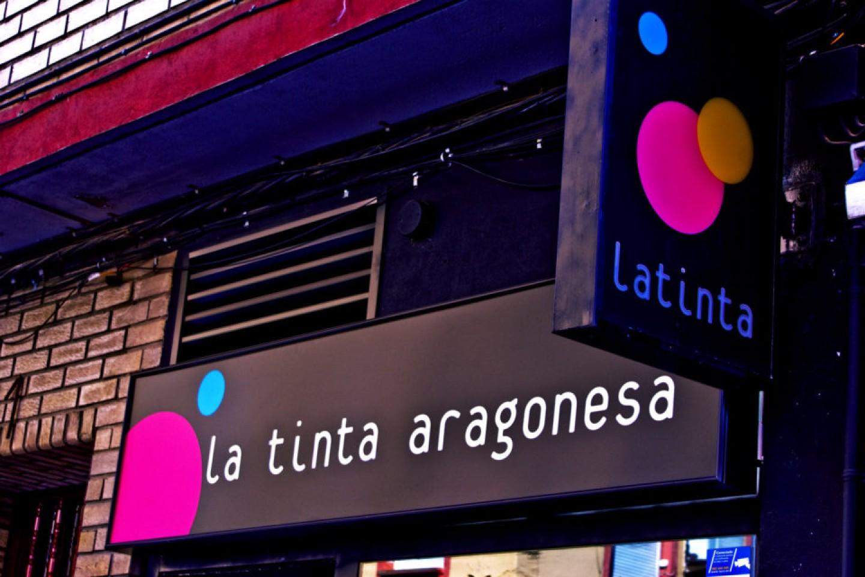Entrevista a comercios en Calle Delicias: La Tinta Aragonesa.