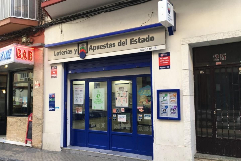 Entrevista a comercios en Calle Delicias: Lotería el Cachirulo
