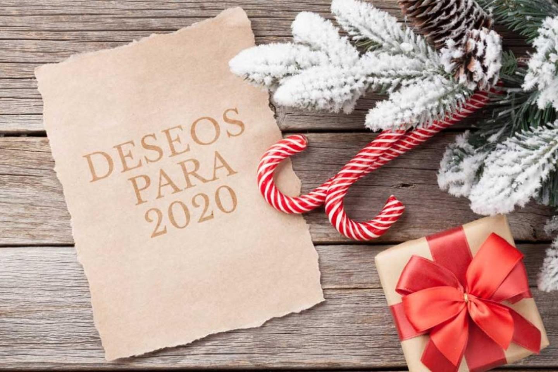 Nuestros deseos para el nuevo año