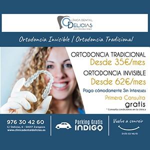 Ortodoncia Invisible y Tradicional