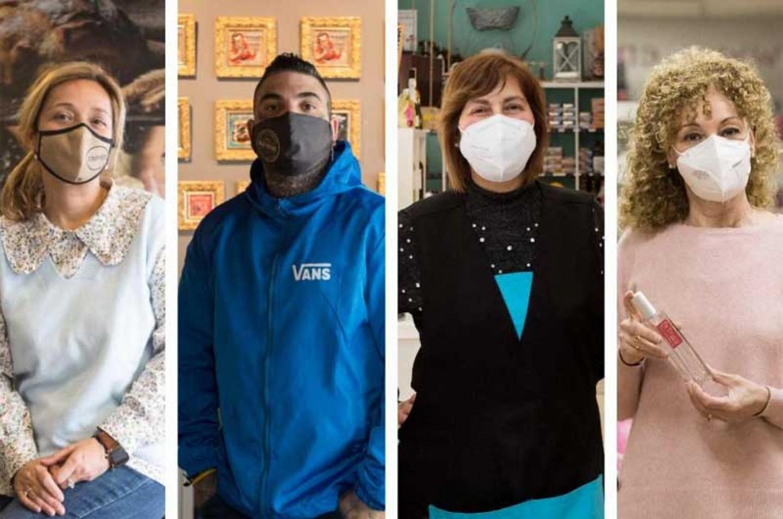 Los negocios de barrio de Delicias en tiempos de pandemia